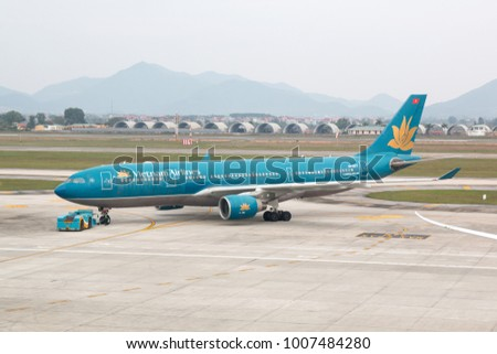 flag carrier and vietnam airlines National flag carrier vietnam airlines will seek government approval for a first-ever direct flight to the us in the next few weeks, after pm nguyen tan dung called for opening the route by 2007.