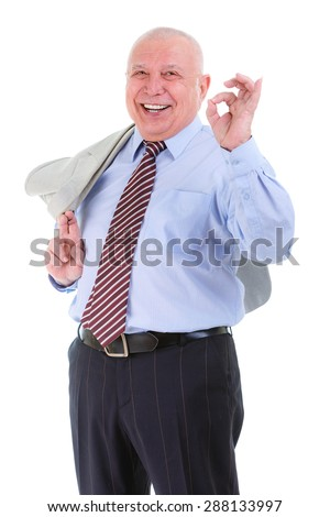 Rich Old Man Stock Images Royalty Free Images Amp Vectors