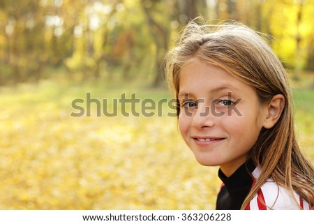 happy and smiling boy - stock photo