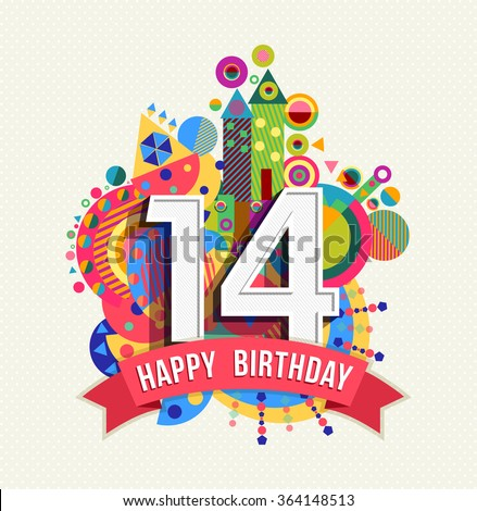 14th Birthday Stock Images, Royalty-Free Images & Vectors ...
