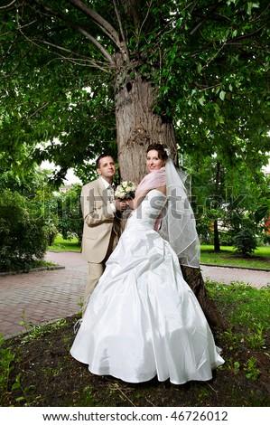 female bride