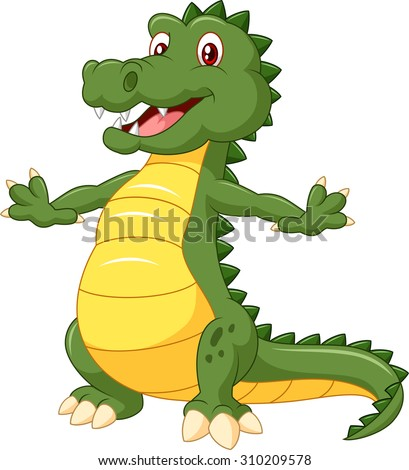 Crocodile Cartoon Stock Images, Royalty-Free Images ... - photo#26