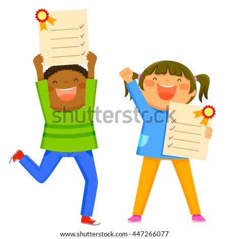 Image result for children holding folder
