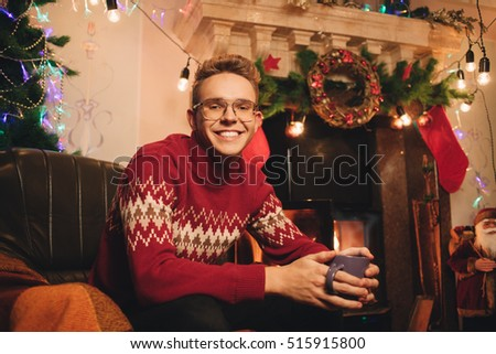 Man Sweater Stock Images Royalty Free Images Amp Vectors