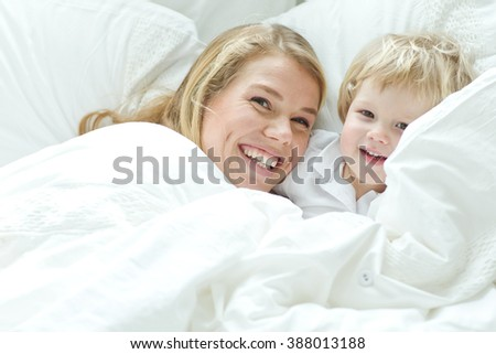 Mom And Son Nighty