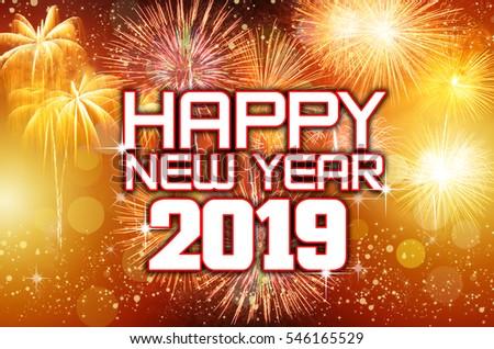 happy year 2019