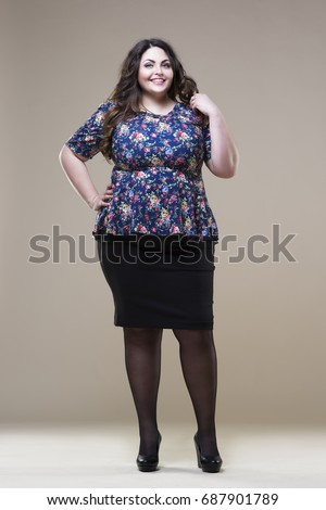 Business Casual For Heavy Women Pictures to Pin on ...