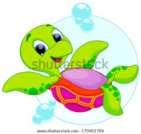 Cartoon Baby Turtle Cartoon Baby Sea Turtle Stock Baby Shower Turtle ... Baby Shower Sea Turtle Cartoon