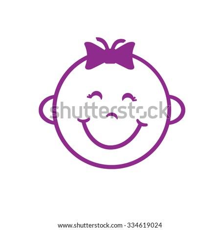 Happy Smile - stock photo
