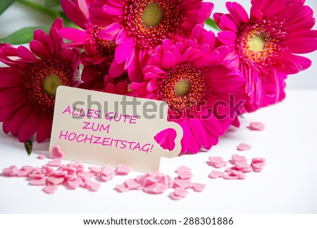 Happy wedding anniversary wishes stock photo image royalty free