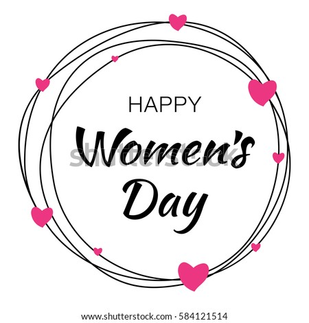 Happy Womens Day Stock Images Royalty Free Images