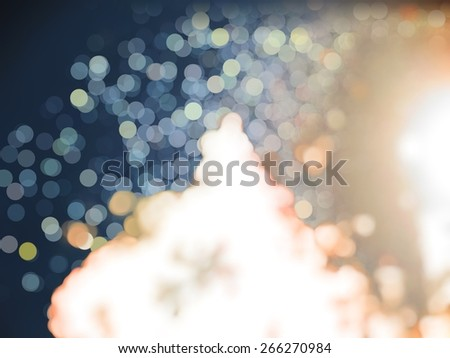 hard blurred and abstract light background picture - stock photo