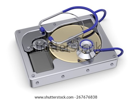 Hard Disk and Recue Concept