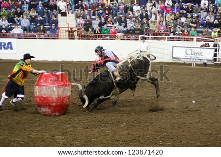 Rodeo Clown Stock Photos Images Amp Pictures Shutterstock