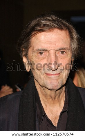 "Harry Dean Stanton at the ""BRANDO"" Los Angeles Premiere Screening and Cocktail Party, Egyptian Theater, Hollywood, CA 04-17-07 - stock photo"