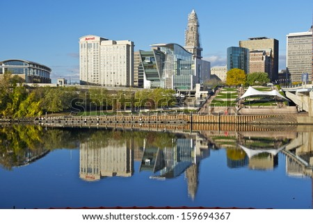 HARTFORD - OCTOBER 18 : Hartford,ct, on october 18th,2013. It is the capital of the U.S. state of Connecticut with a population of about 124'000.  It's Connecticut's fourth-largest city.