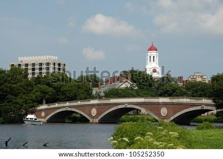 Harvard University - stock photo