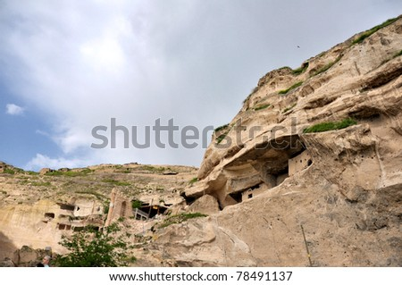 hasankeyf - stock photo