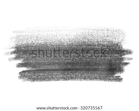 hatching grunge graphite pencil background and texture isolated on white background, design element