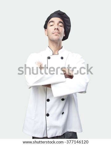 Haughty chef