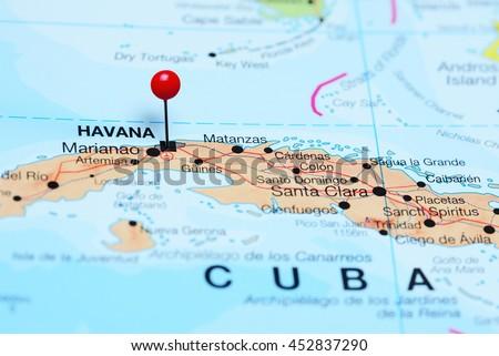 Havana cuba map prasnebarve world cuba mapa la havana province map category gumiabroncs Gallery