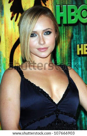 Hayden Panettiere  at the HBO Post Emmy Award Party. Pacific Design Center, Los Angeles, CA. 09-21-08