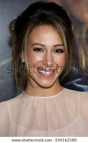 "Haylie Duff at the World Premiere of ""Dear John"" held at the Grauman's Chinese Theater in Hollywood, California, United States on February 1, 2010."