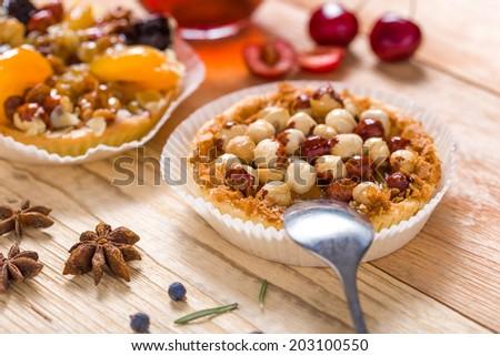 Caramel Tart Stock Photos, Images, & Pictures | Shutterstock
