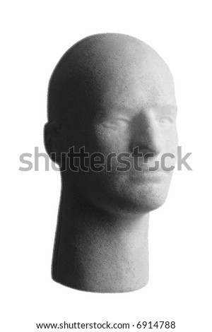 Head - stock photo