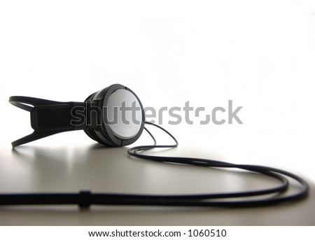 Headphones and Cord