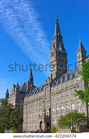 Healey Family Gives Major Gift to Georgetown for New ...
