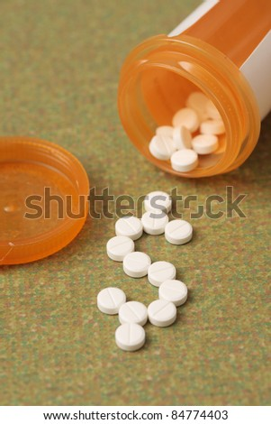 Health care costs - stock photo
