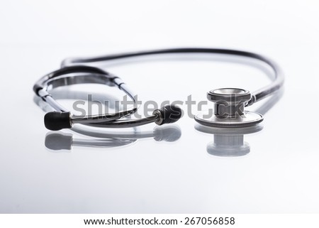 Health, check, closeup. - stock photo