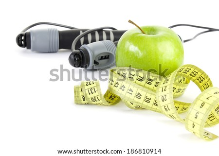 health equipment - stock photo