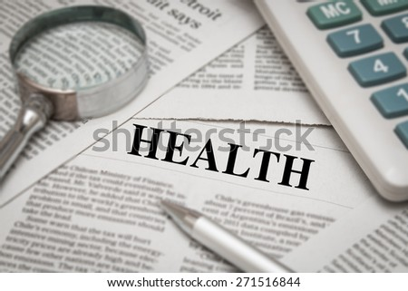 health issue  - stock photo