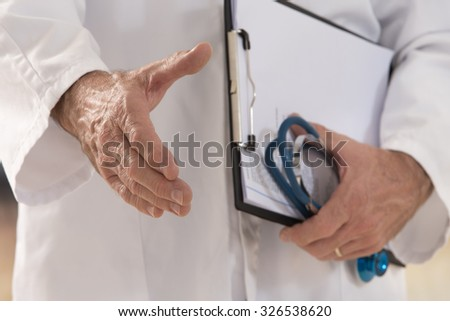 Healthcare and medicine people