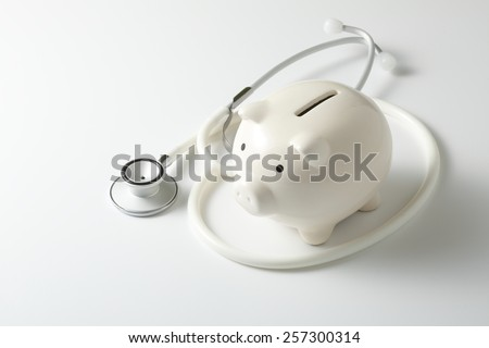 Healthcare asset Diagnostics - stock photo