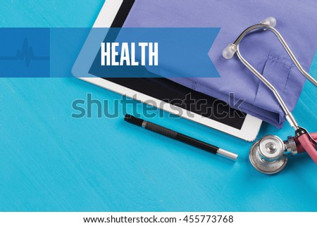 HEALTHCARE DOCTOR TECHNOLOGY  HEALTH CONCEPT - stock photo