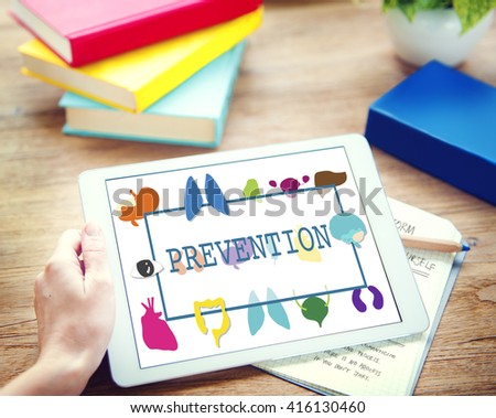 Healthcare Treatment Prevention Medical  Checkup Concept - stock photo
