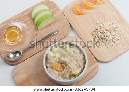 healthy oatmeal fruit bars fruits healthy