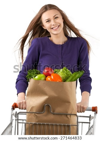 Healthy Eating, Groceries, Shopping.