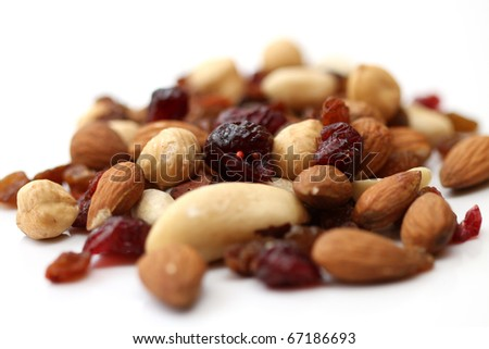 Healthy food - stock photo