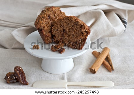 Healthy Home Baked Bran Muffins