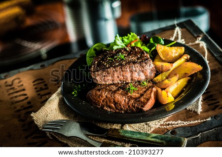 steak and a Learn everything about March 14, the  holiday for men.