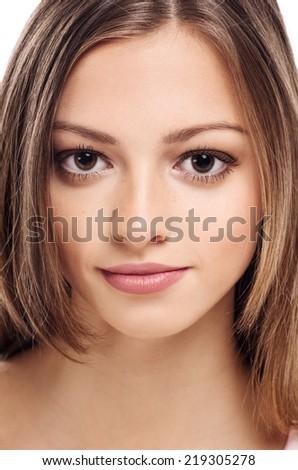 Healthy skin - stock photo