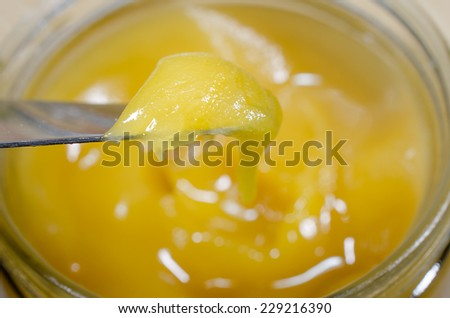 healthy sweets - stock photo