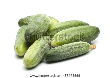 heap of cucumbers