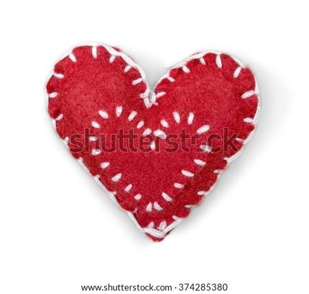 Heart. - stock photo