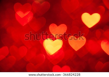 heart background photo red color  - stock photo