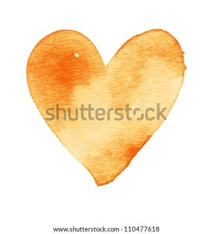 Heart Collection (Hand Drawn) - stock photo